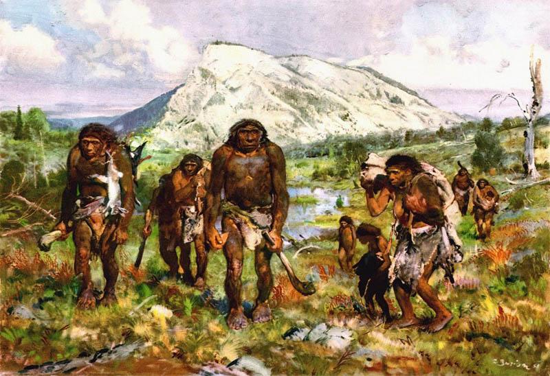 Привет из эпохи палеолита - relevant