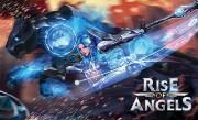 'Rise of Angels' - Rise of Angels – новая игра в жанре MMORPG. Меч, лук или боевые заклинания? – выбрав оружие и вступив в легион света, вы сможете защитить мир от Тьмы!